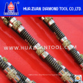 Electroplated Diamond Wire Saw for Marble Cutting