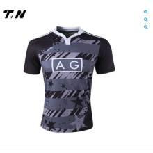 Бесплатная доставка Германия Rugby Jersey Униформа