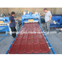 Rolling Glazing Tile Forming Machine