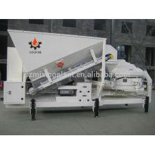 Fábrica de mistura de concreto para concreto