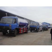 Dongfeng 190HP 10m3 New Sewage Suction Truck (CLW5140GXWT3)