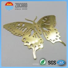 Custom Die Cut Card Metal Business Card