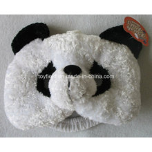 Plush Stuffed Animal Toy Panda Plush Mask