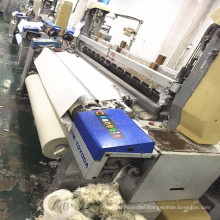 Used Double Nozzle Toyota600 190cm Air Jet Loom on Sale
