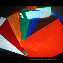 High Visibility Prismatic Diamond Grade Reflective Sheeting