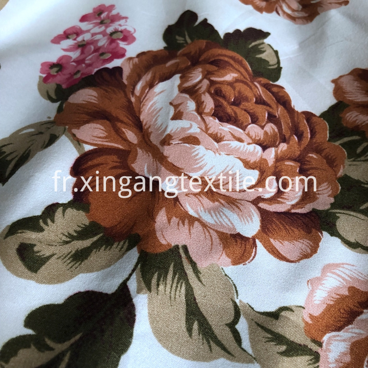 Polyester Print Fabric