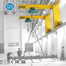 BXQ Type Wall Pillar Arm 0.25-2t mounted jib crane