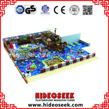 Piratenschiff Riesige Großhandel Indoor-Spielplatzgeräte