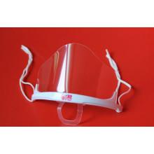 Transparente Kunststoff-Sicherheitsmaske (MK-004)