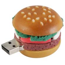 Impulsión del flash del USB de la forma de la hamburguesa (EP016)