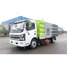 Dongfeng 9L capacité balayeuse camion propre