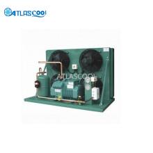 Unidade de refrigeração de compressor de câmara fria