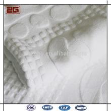 Supply Plain White 16s Thick 22x44 Customize Logo Bath Towels