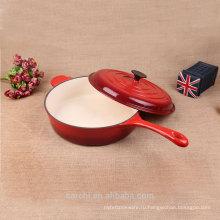 Малая чугунная сковорода