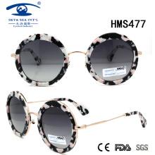 2016 New High Quality Acetate Sunglasses (HMS477)