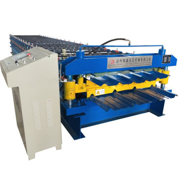 Double Layer Roof Sheet Roll Forming Making Machine