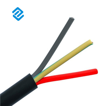 3 Cores PVC Power Cable Roll Length