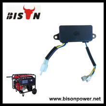 Bison China Mejor venta 2kw buena calidad cuadrado gasolina generador AVR