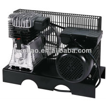 Italie type 2065 panneau compresseur d'air 3HP 8bar 2.2KW moteur électrique monophasé