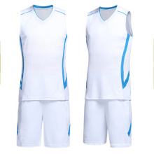 Jersey basktball del precio de fábrica del nuevo uniforme del baloncesto del diseño 2017 para el hombre