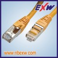 Cat6 SSTP ensambla cables
