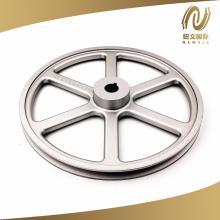 Aluminum Die Casting Single Groove Wheel
