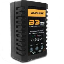 SUPULSE LiPo & Li-on  Battery Balance Charger B3 AC 2S-3S RC  Charging port 7.4-11.1V Pro Compact Charger