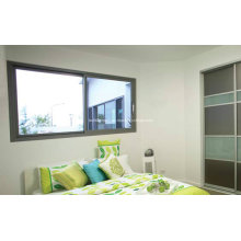 Residential Living Room Aluminium Sliding Windows