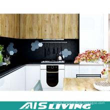 Professionals Manufacturer Veneer Kitchen Cabinets Furniture (AIS-K394)