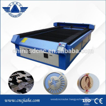 Jinan Jiahe co2 thin metal cnc laser cutting machine JK-1325L
