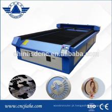 Máquina de corte laser do cnc metal fino em co2 Jinan Jiahe JK - 1325L