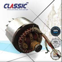 CLASSIC (CHINA) 6.5HP Pièces détachées pour générateurs, rotor et stator 2.8KW Cuivre 120mm