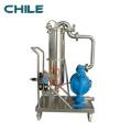 Máquina química de filtro de operación simple de pequeño volumen en bolsa