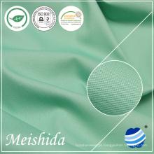 MEISHIDA 100% grosso tecido de algodão branco liso 80/2 * 80/2/133 * 72