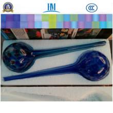 Suministro de globos de riego, herramienta de jardinería para el agua - Paquete de 2 colores