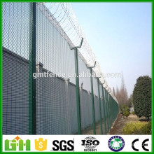 Cheap!!1 pvc coated 358 security fence prison mesh/ anti climb security fence