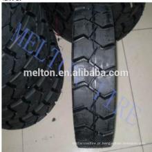 Chinês menor preço empilhadeira de alta qualidade Pneus 500-8 parede lateral da ceia