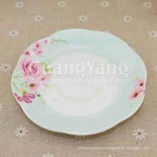 Service de vaisselle en porcelaine de qualité supérieure