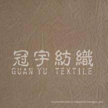 Crumple Suede Compound Fabric for Brazil Market