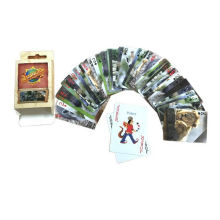 Logo Printed Promotional Gifts 777 playing card
