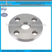 JIS 5K 10K 16K 20K carbon steel plate flange standard jis 10k flange