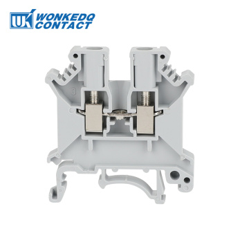 UK Din Rail Terminal Blocks