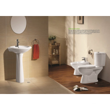 articles sanitaires ensemble de toilette bassin d'eau