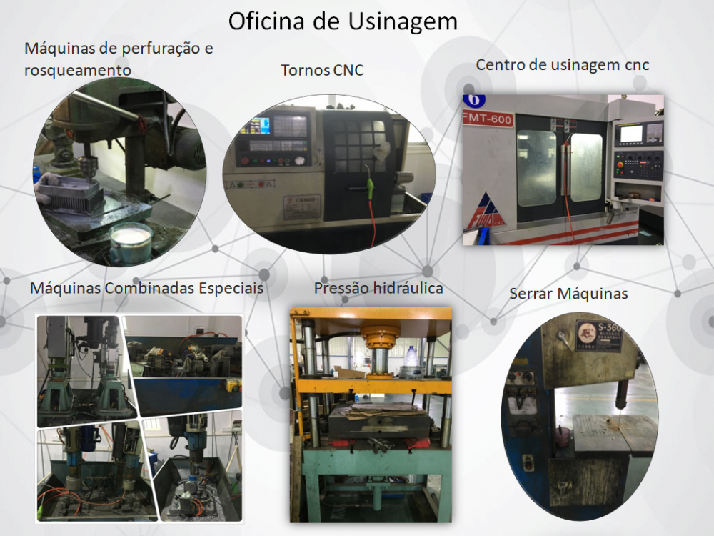 Portugal Machining Workshop