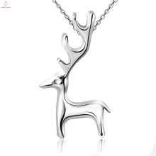 Novo Item Elk Moda Design Estilo 925 Pingente De Prata Esterlina