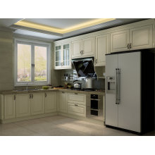 Australian Standard Guangzhou Modern Display Kitchen Cabinets for Sale