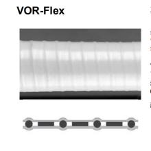 VACUFLEX Manguera de conducto de cable de protección