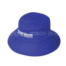 Gorra de béisbol de dos lados de algodón / sombrero, sombrero flexible