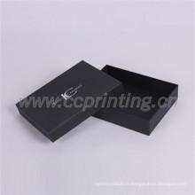Le carton rigide imprimé par coutume habille la boîte de papier d'emballage