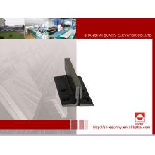 trilhos de guia para o clip de trilho de guia elevador, elevador ferroviário suporte trilho guia, guias para elevadores, elevador, /elevator peças